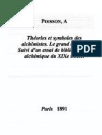 Théories et symboles des alchimistes - le grand-oeuvre_A_POISSON