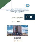 Unidad Didactica Matematica Rediseño_g