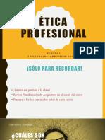 Ética profesional 02