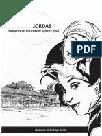 Cañasgordas Susurros en La Casa Del Alferez Real (Historieta)