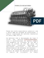 CONSTRUÇÃO DE MOTORES