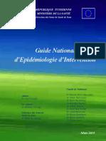 Guide national dépidémiologie