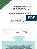 KDM 1- KETERAMPILAN KEP-TTV