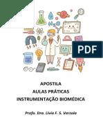Apostila Atividade Práticas Instrumentação Biomédica