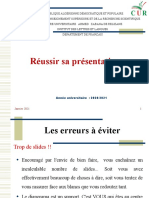 Reussir Presentation