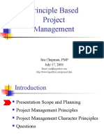 Pb Management