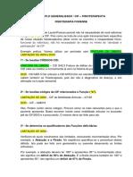 EXEMPLO GENERALIZADO CIF – FISIOTERAPEUTA