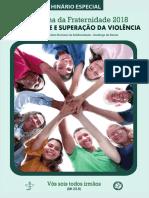 01 Livreto Hinario Campanha Fraternidade 2018 v2
