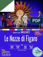 Carnet d Opera Les Noces de Figaro