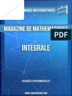 Magazine Integrale Enonce