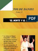 SECRETOS DE DANIEL, CAP. 11