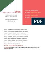 Apresentações - datas (2)