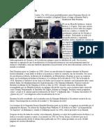 Biografia de Paul Brunton