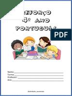 Reforço Português - 4º Ano