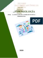 Ensayo Sobre La Aplicacion de Forma de Usos de La Epidemologia
