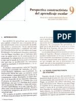 Psicopedagogía capítulo 9