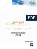 Rapport Stations Service