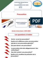 C2. Contrat de Procuration (1)