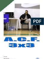 3x3 ACF Perguntas