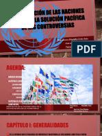 La ONU, surgimiento e intervenciones