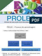 Linguagem Escrita II - 6 PROLEC