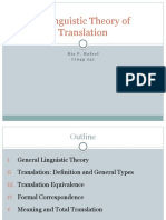 Approaches to Translation by Peter Newmark