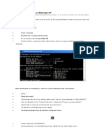 Direccion IP fija bajo Windows XP