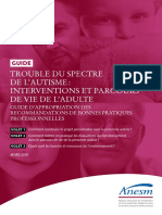 Autisme Adulte Guide Appropriation Fevrier 2018