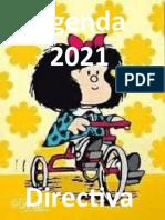 agenda directiva mafalda
