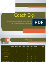 COACH DIGI special teams