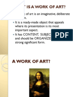 Humanities Elements of Visual Art
