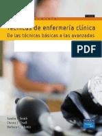 Técnicas de enfermería clínica