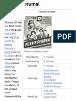Pennin Perumai - Wikipedia