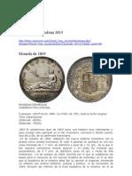 Moneda de Barcelona 1814