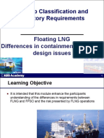 17.1 - Drillship class and stat -  FLNG differences