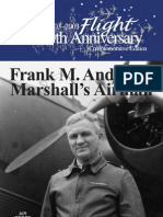 Frank M. Andrews Marshall's Airman