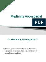 Medicina Aroespacial