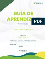 Mb Cuarto Semestre Digital Independiente 2021a