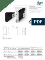 DC voeding MGV DG26