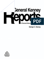 General Kenney Reports a Personal History of the Pacific War