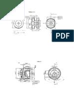 dessin de définition des pièces à usiner