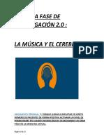 1ºera Investigacion (Musica y Cerebro).