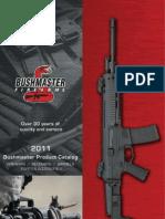 Bushmaster 2011 Catalog