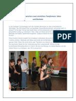 Unterschied Zwischen Zwei Sinnlichen Tanzformen - Salsa Und Bachata