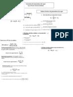 Formulario ingenieria termica