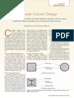 SpecWise- Composite Column Design