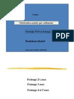 Chapitre 4 FAO Fraisage Etudiant