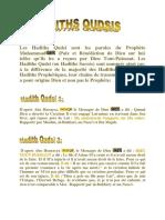 40 Hadiths Sacres PDF