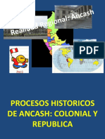 Procesos historicos Ancash