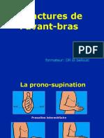 11- Avant -bras - Fractures (1)